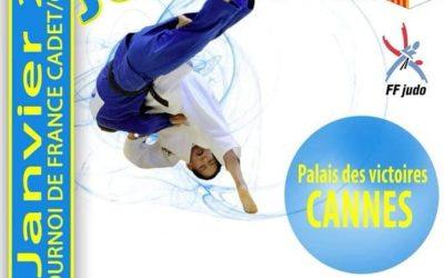 Tournoi de France cadets a Cannes